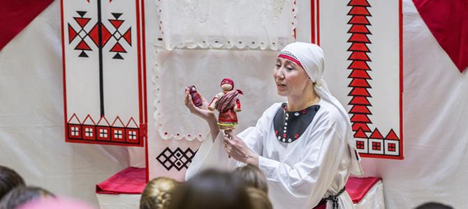 «Праздник Рождества» в МБОУ «Каменская СОШ»